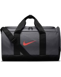 Nike Team Duffel Bag - Black
