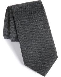 Calibrate - Resolution Silk Blend Tie - Lyst