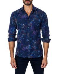 Jared Lang - Printed Shirt - Lyst