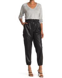n:PHILANTHROPY Rou Pants - Black