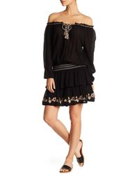 Surf Gypsy - Cover-up Dress - Lyst