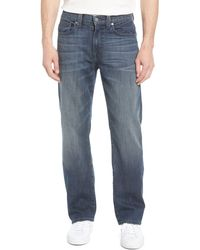 Fidelity Relaxed Fit Jeans - Blue
