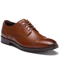Cole Haan - Jefferson Grand Wingtip Oxford Ii - Wide Width Available - Lyst