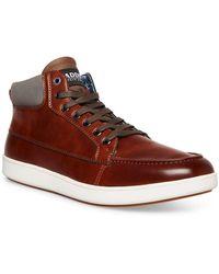 Madden Flintt Mid Sneaker - Brown