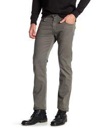 AG Jeans | Matchbox Slim Straight Leg Pants | Lyst