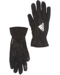 adidas - Comfort Fleece 3.0 Gloves - Lyst