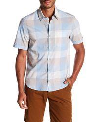 Lanai Collection - Textured Pocket Shirt - Lyst