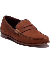 Ted Baker - Miicke 2 Nubuck Leather Loafer - Lyst