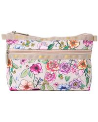LeSportsac Cosmetic Clutch - Multicolor