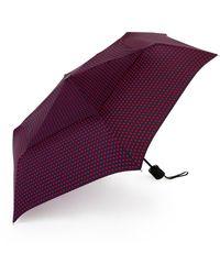 Shedrain Windpro Flatwear Umbrella - Purple