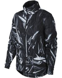 Nike Shield Hd Fl Pr Jacket - Black