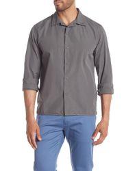 Save Khaki - Poplin Haven Shirt - Lyst
