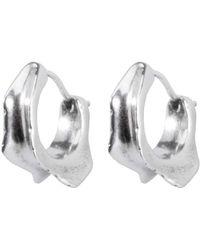 Uno De 50 - Spike Earrings - Lyst