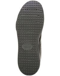Dr. Scholls Intrepid Slip Resistant Sneaker - Black