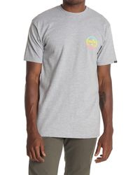 Vans X Surfstyle Circle Graphic T-shirt - Multicolor