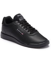 fa8a33fa8b86e Lyst - Reebok Princess Lite Textile Sneaker (women) in Gray