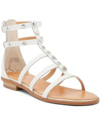 Seychelles - Dance On Gladiator Leather Sandal - Lyst