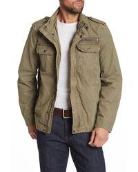 Levi's Reverse Twill Military Jacket - Multicolor