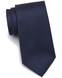 Nautica Tjorn Dot Tie - Blue