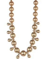 The Sak - Bead Charm Beaded Necklace - Lyst