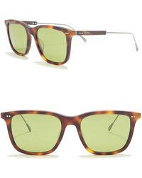 Tod's Square 53mm Sunglasses - Green
