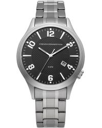 French Connection - Men's Harley Watch - Lyst