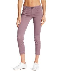 Level 99 - Lilly Straight Leg Jean (petite) - Lyst