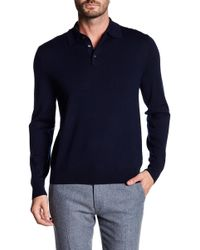 Brooks Brothers - Merion Wool Lightweight Button Sweater - Lyst