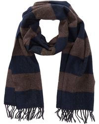 Tommy Bahama - Cashmere Checkered Print Wrap Scarf - Lyst