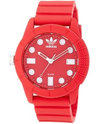 adidas Originals - Unisex 1969 Silicone Watch - Lyst