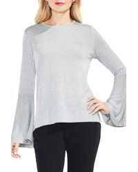 Vince Camuto - Bell Sleeve Jumper - Lyst
