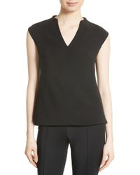Ted Baker - Paysy Funnel Neck Top - Lyst