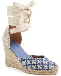 Soludos - Espadrille Wedge Sandal (women) - Lyst