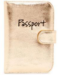 MIAMICA - Passport Case - Lyst