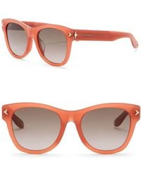 Givenchy - 53mm Retro Sunglasses - Lyst