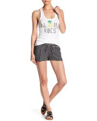 Rip Curl - Mixed Striped Sterling Shorts - Lyst