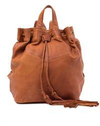 Day & Mood - Natasja Leather Backpack - Lyst