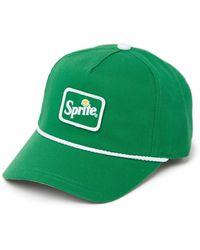 American Needle Sprite Snapback Cap - Green