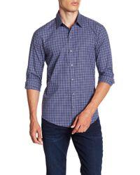 Zachary Prell - Barnum Print Shirt - Lyst