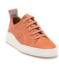 H by Hudson - Oyama Suede Sneaker - Lyst