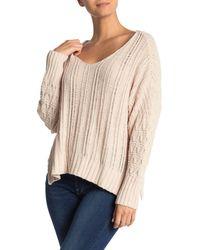 O'neill Sportswear - Blaze Drop Shoulder Sweater - Lyst