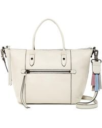 Cate Riley - Lindsey Leather Satchel - Lyst