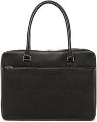 Porsche Design - Leather Brief Bag - Lyst