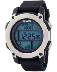 Nixon - Men's Unit Dive Digital Watch - Lyst
