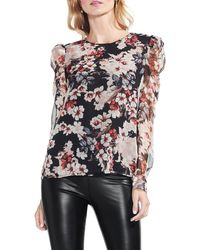 Vince Camuto - Timeless Blooms Top - Lyst