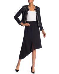 Insight Asymmetrical Skirt - Black