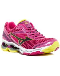 Mizuno Wave Creation 17 Sneaker - Pink
