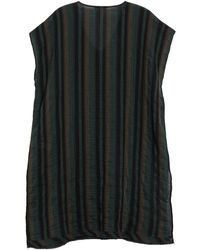 Eileen Fisher V-neck Caftan - Black