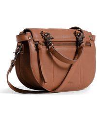 Day & Mood Fia Crossbody Bag - Brown