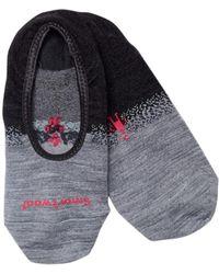 Smartwool - Ombre Surprise Surprise No Show Socks - Lyst